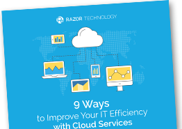 9 Ways to Improve Your IT Efficiency with Cloud Services