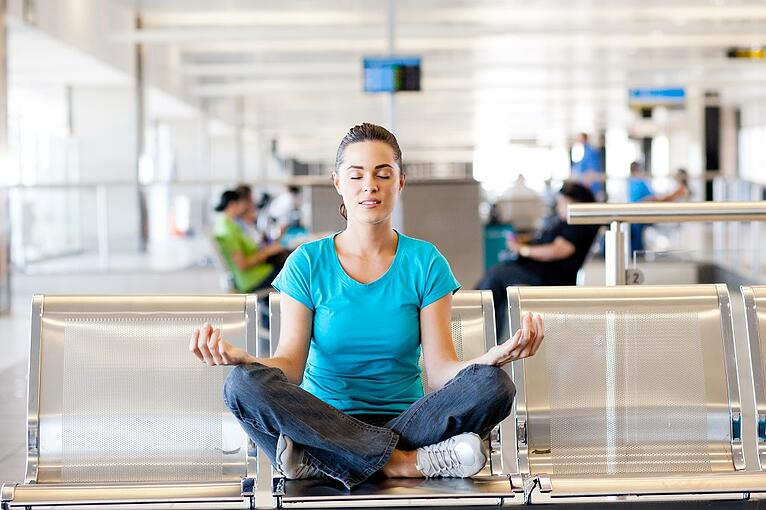 Airport Yoga Trend: What You Need to Know