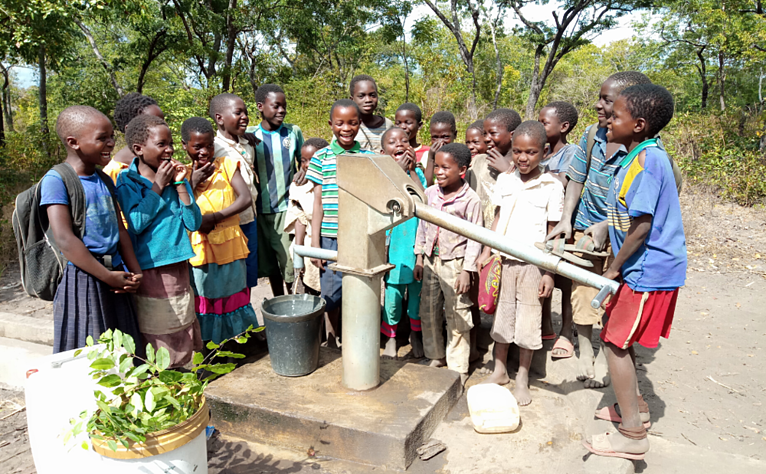 Water & Climate: how Village Water increases access to safe water to mitigate climate change
