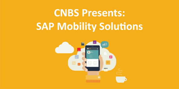CNBS Presents: SAP Mobility Solutions