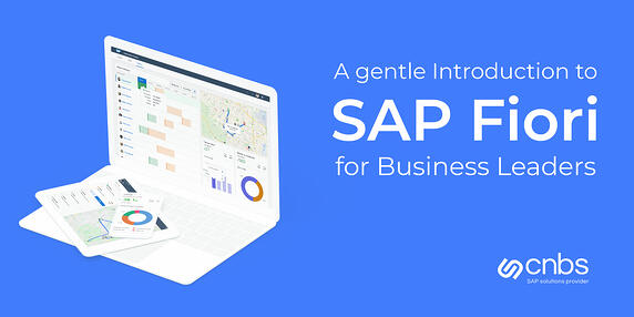 A gentle Introduction to SAP Fiori for Business Leaders