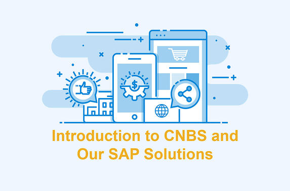 An Introduction to CNBS and Our 3 Core SAP Solutions