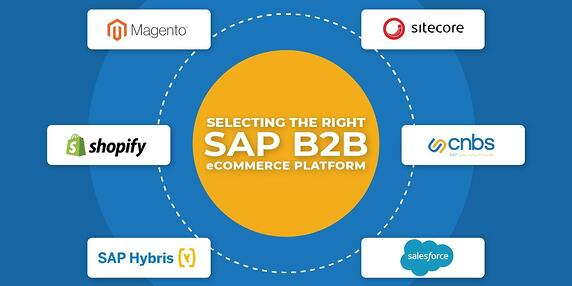 Selecting the Right SAP B2B eCommerce Platform