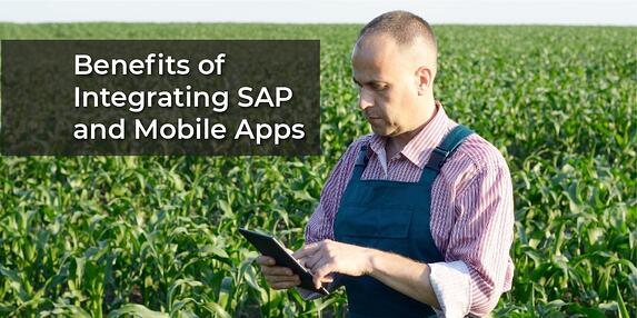 Enjoy The Benefits Of Seamless Integrations Between SAP And Mobile Applications
