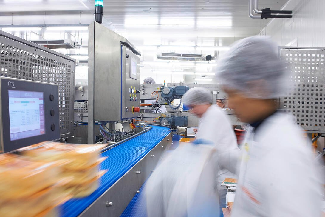 Rittal Hygienic  Design help in factors Shaping the Future of Food & Beverage Manufacturing