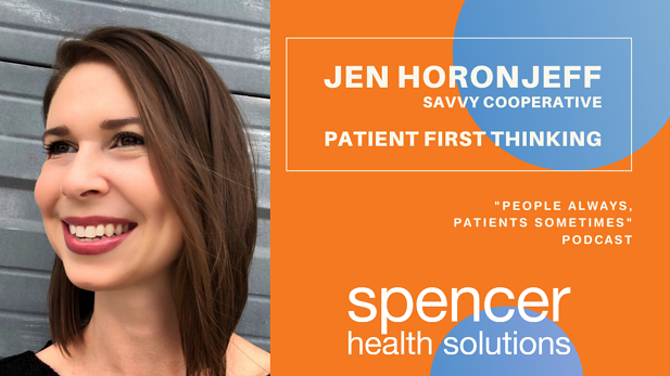 It Starts with the Patient - Jen Horonjeff
