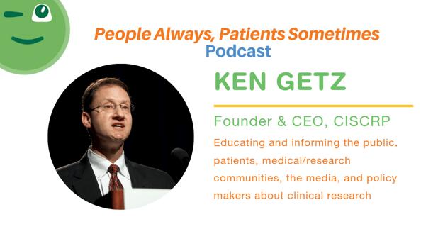 CISCRP Founder Ken Getz