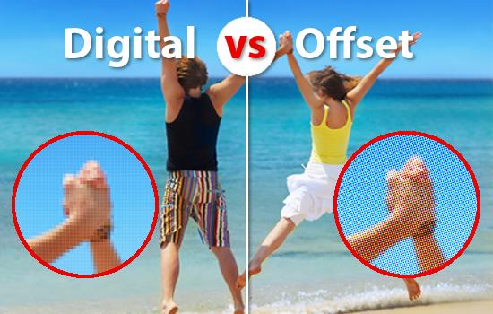 digital vs offset