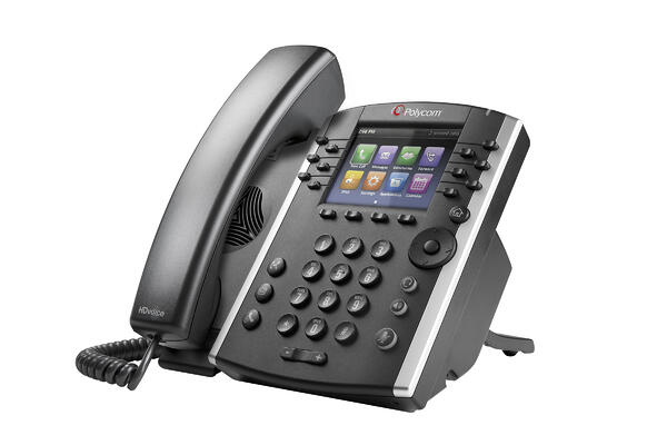 Fonality - Polycom VVX 410 IP Phone Features
