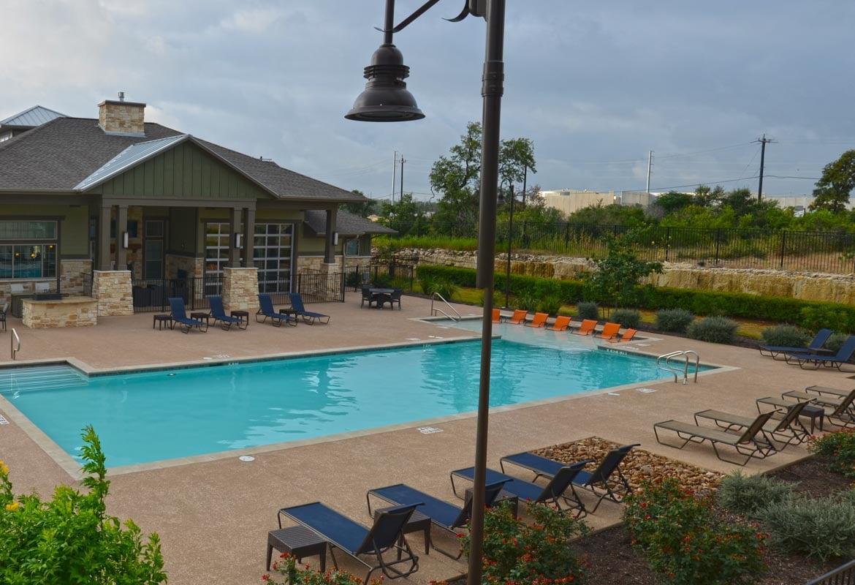 Springs At Alamo Ranch Apartments In San Antonio