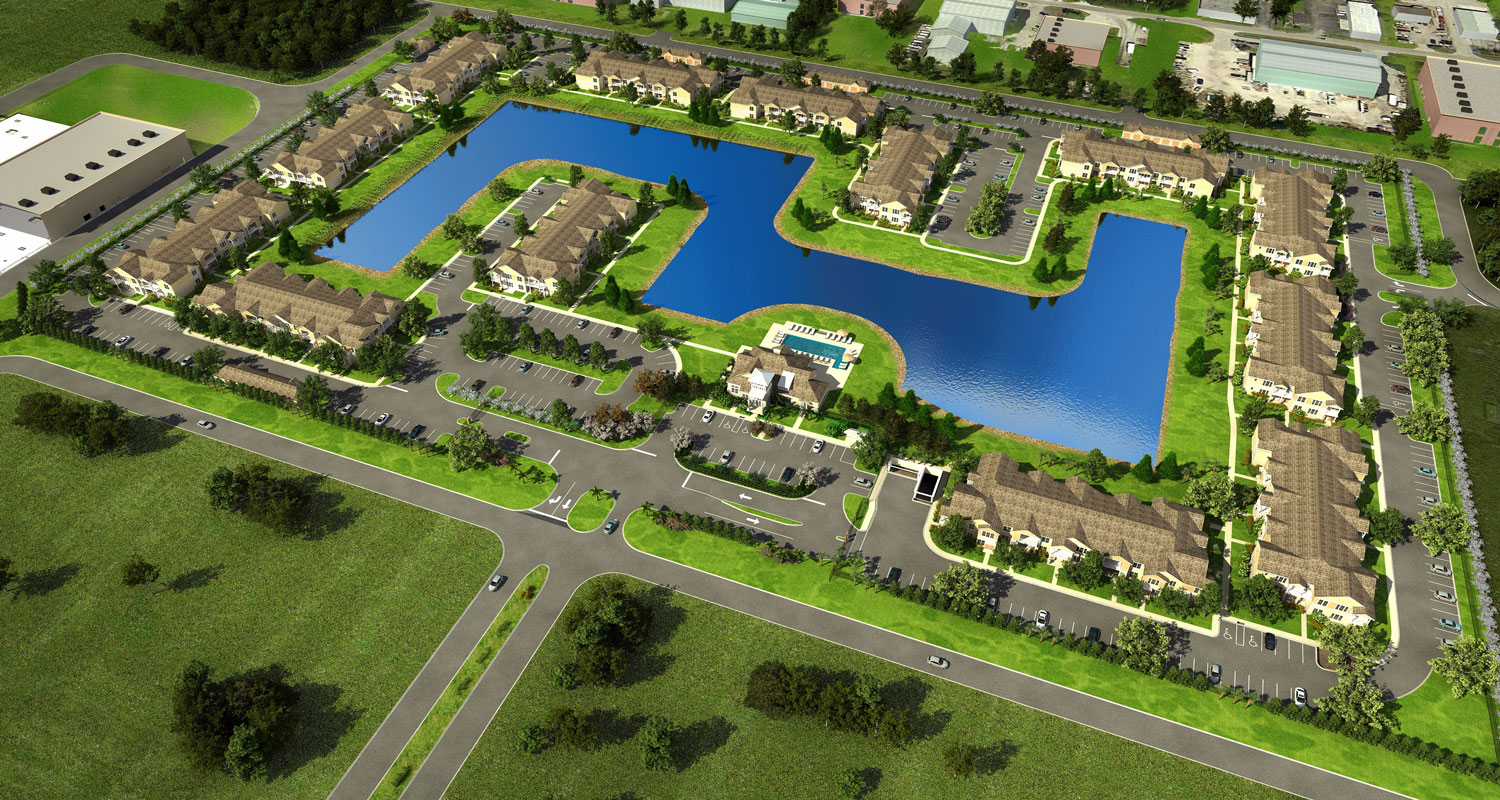 Springs At Six Mile Cypress │ Fort Myers Apartments