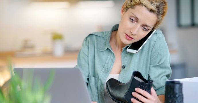Retouren im Mode-Onlinehandel: Auswirkungen und Lösungen