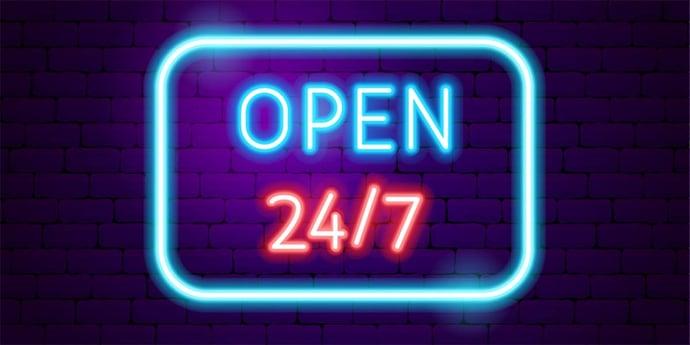 24-Stunden-Läden: Rettung für den Retail?