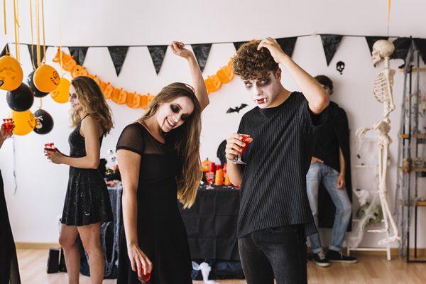 TeamDay de Halloween la birou