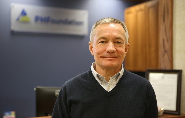 Guy St. Germain brings expertise to PHF Board