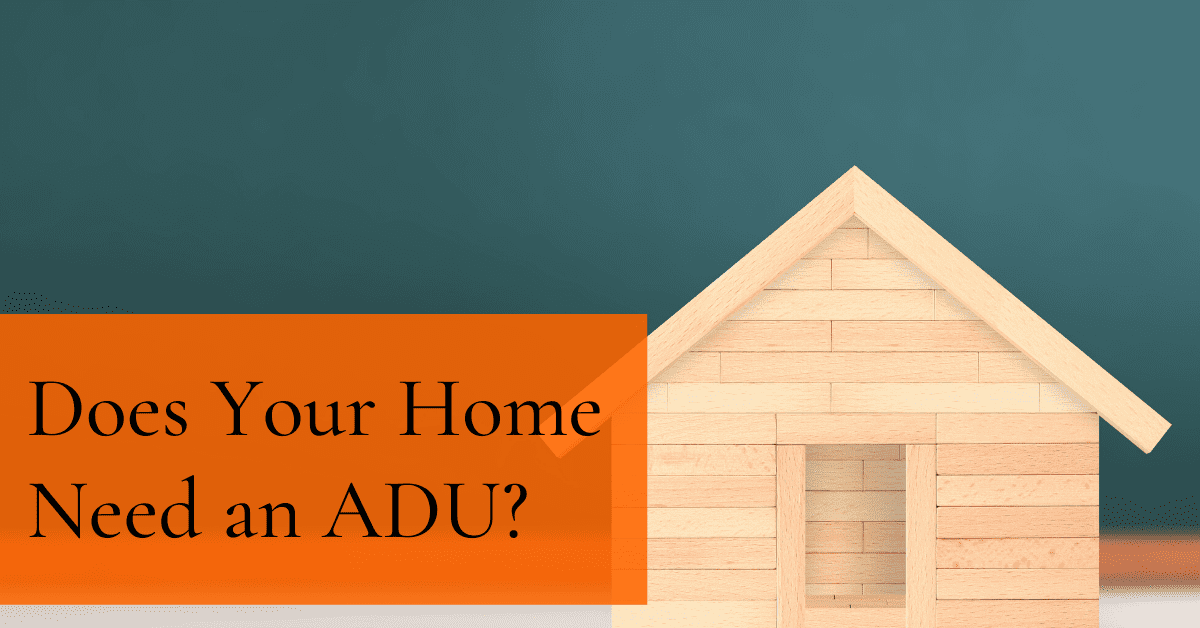 Does Your Phoenix Home Need an ADU?