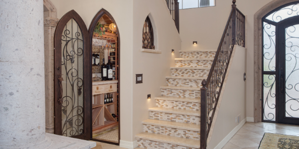 Project Spotlight: Award Winning Wine Cellar Renovation