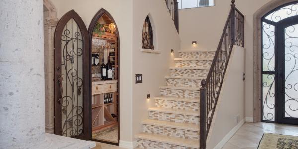Project Spotlight: Award Winning Wine Cellar Renovation