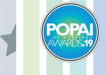 SUPERIOR CREATIVE WIN SILVER AT 2019 POPAI AWARDS