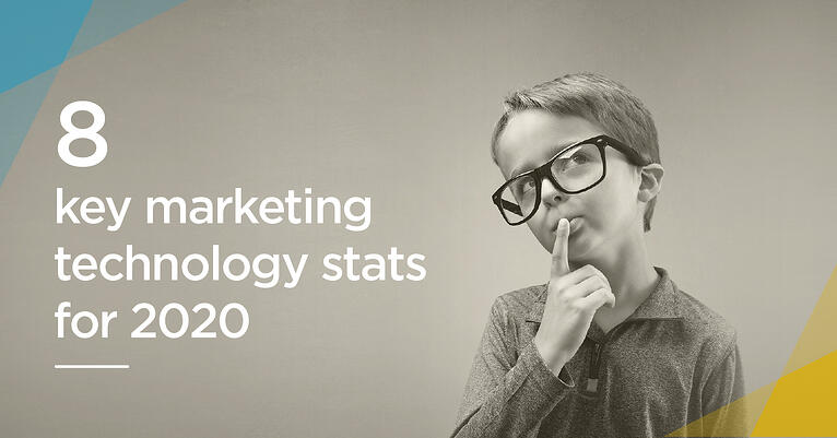 Infographic: 8 key marketing stats for 2020
