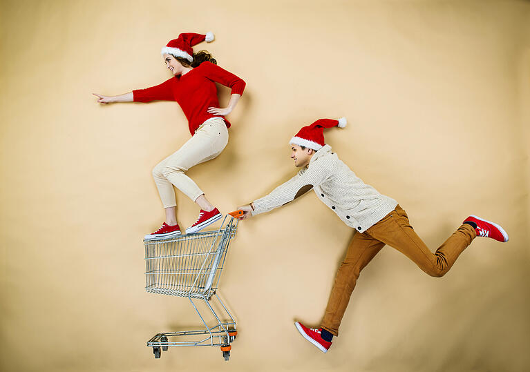 How to tap into Christmas buyer personas