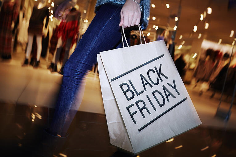 UK SHOPPERS ARE FORECAST TO SPLURGE £2.53BN THIS BLACK FRIDAY, TOPPING 2018 BY 3.4%