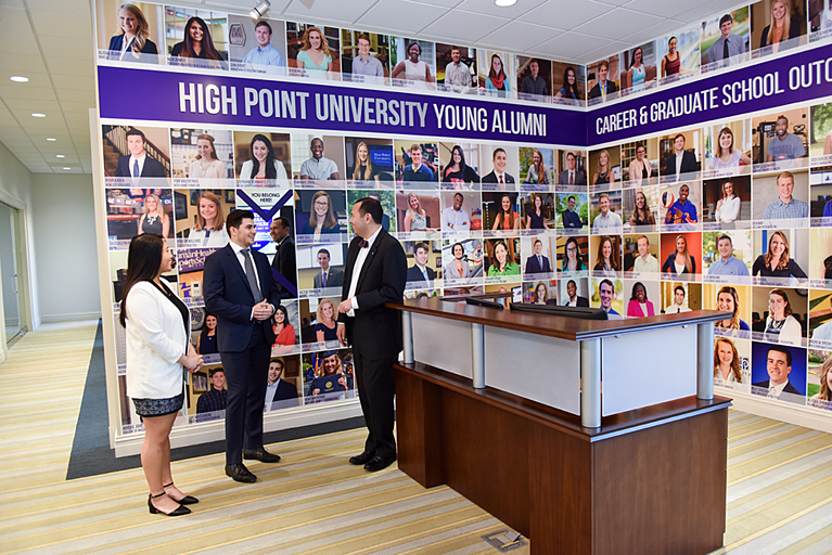 Client Spotlight: High Point University