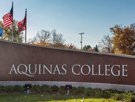 Client Spotlight – Aquinas College