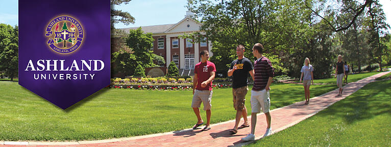 Client Spotlight – Ashland University