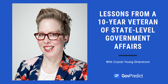 Lessons from a 10-year Veteran of State-Level Government Affairs