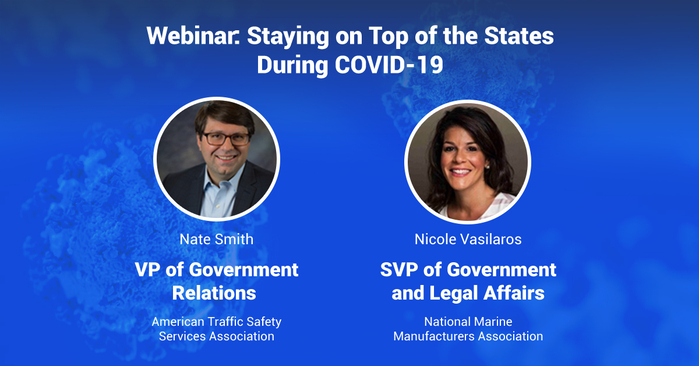 Webinar: Staying on Top of the States During COVID-19