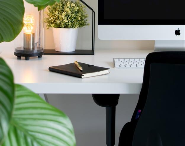 Vitaliteit op de thuiswerkvloer
