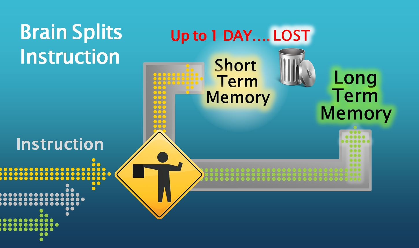 a comparison between long term memory and short term memory Difference the brain stores information in its short-term memory that it only needs for a few minutes, such as a phone number long-term memory contains data that the brain will use for years, such as how to use a telephone.