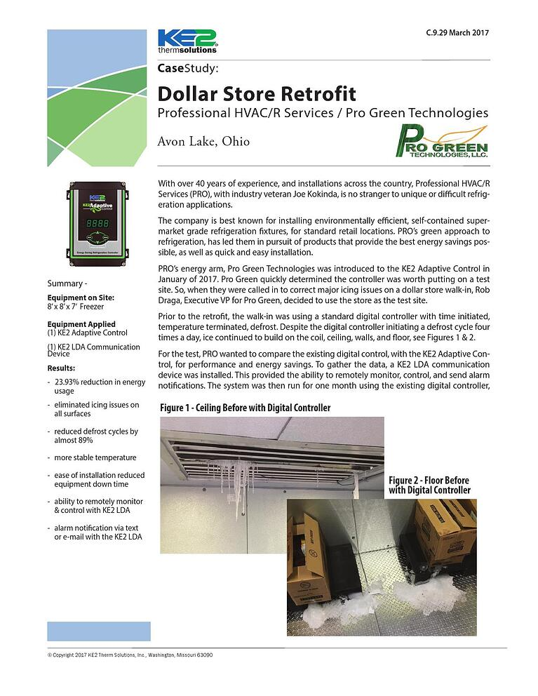 Case Study: Dollar Store Retrofit