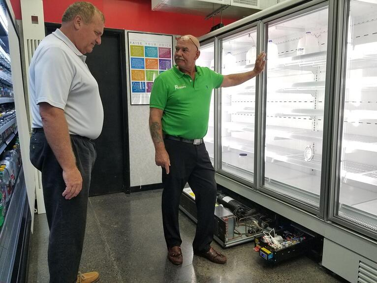 PRO Holds Open House for World Refrigeration Day