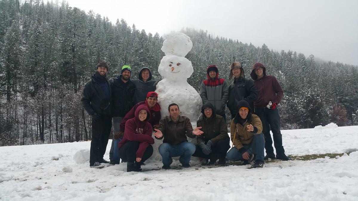 GreenLightRetreat_Tontozona Snowman