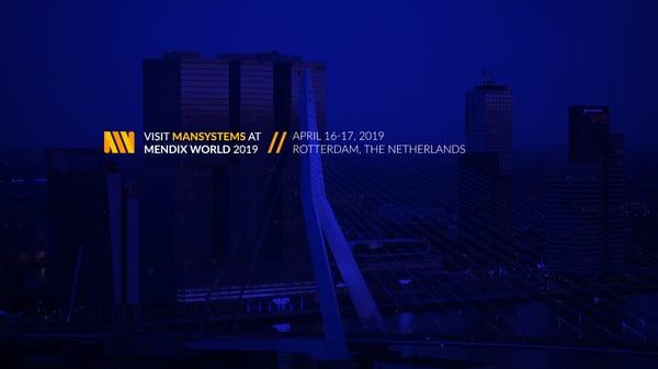 Die Louwman Group, Exp Realty und die Stadtverwaltung von Rotterdam berichten auf der Mendix World 2019 von ihren Erfahrungen