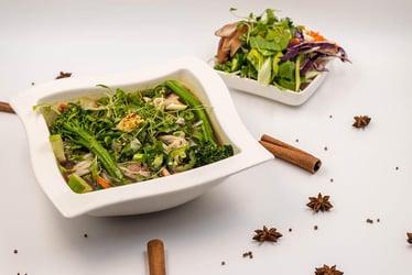 Assuaged-Pho-2-Vietnamese Lemongrass Noodles