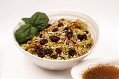 VSan Joaquin Valley Chopped Organic Salad Recipe