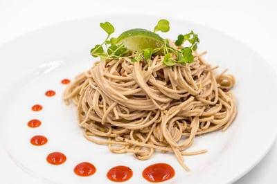 VCold Peanut-Sesame Noodles Recipe