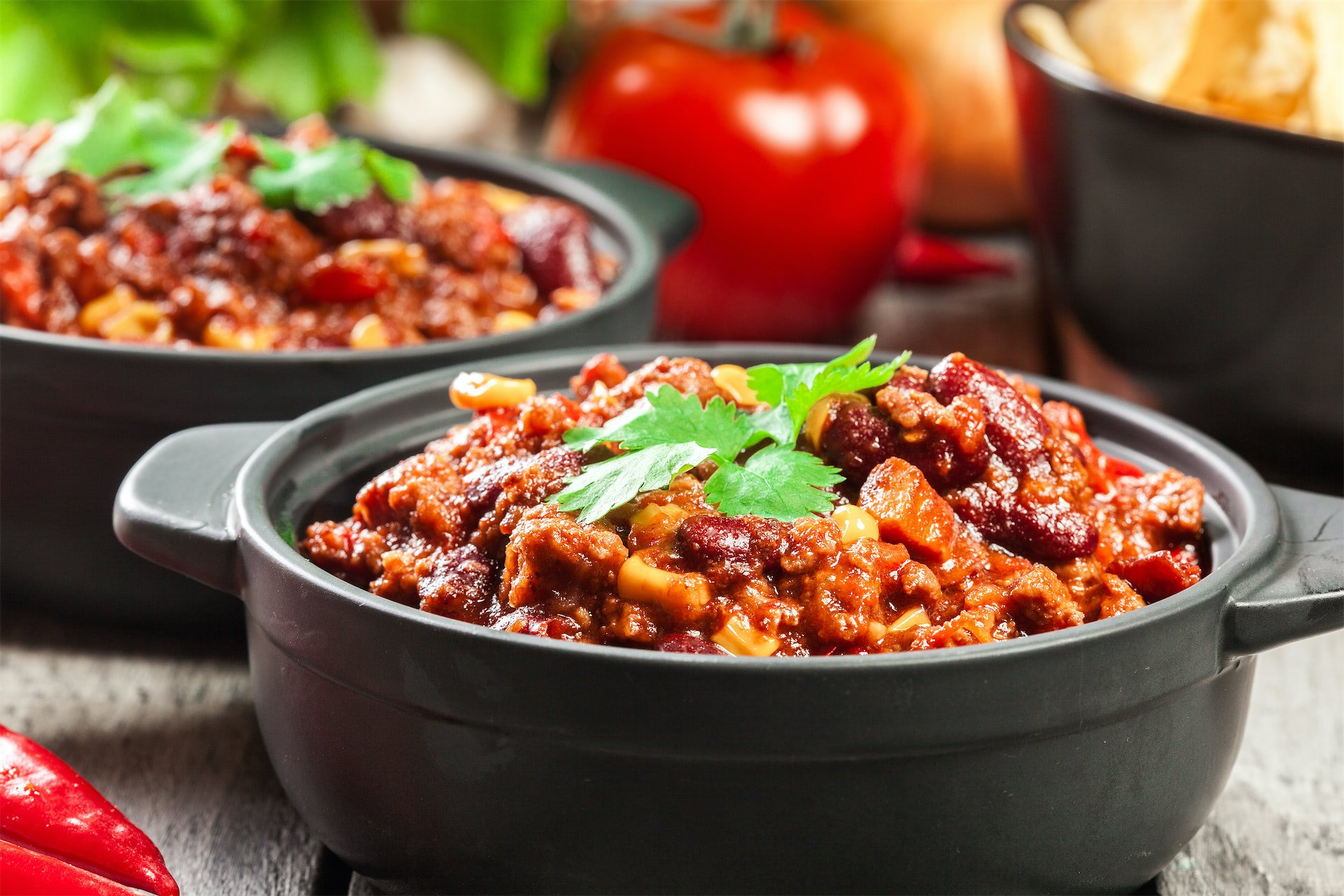 super vegan chili