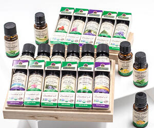 Nature's Answer Dual-Certified Organic Essential Oils for Health and Healing