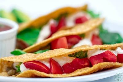 VNutty May: Let's Eat Walnut Lentil Tacos