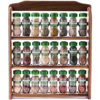 Organic Spice Rack