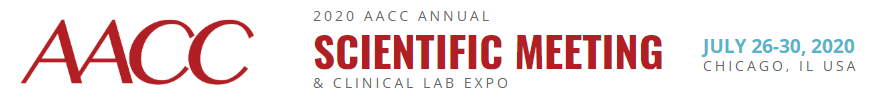 AACC 2020 - Scientific Meeting & Clinical Lab Expo
