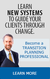 Become a Transition Planning Consultant
