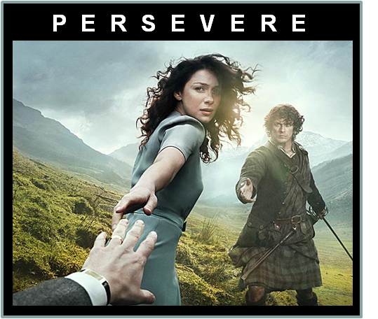 Author Outlander Persevere