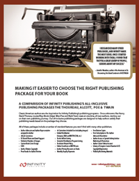 How to Get Published - Choosing the Right Publishing Package