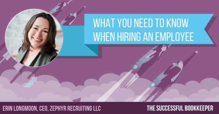 Erin Longmoon, CEO, Zephyr Recruiting LLC