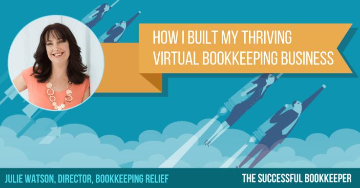 Julie Watson, Director, Bookkeeping Relief
